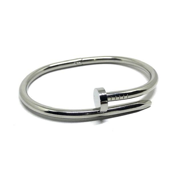Bracelete de Prego Realismo [aço PREMIUM]
