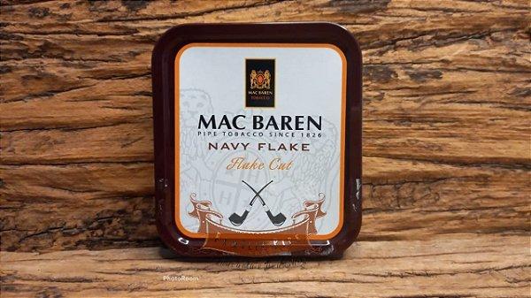 MAC BAREN HH NAVE FLAKE - 50G (lata)