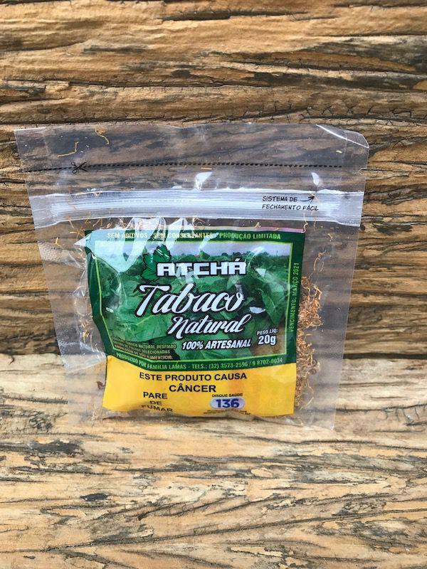 Tabaco Natural Atchá