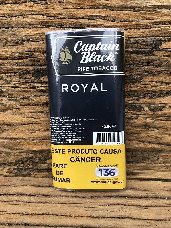 CAPTAIN BLACK - ROYAL
