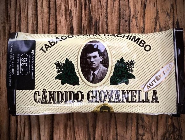 Cândido Giovanella - Autêntico (Pêssego)