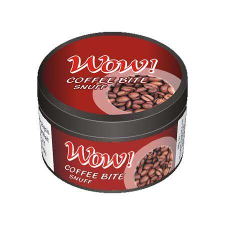 Wow Coffee Bite - Rapé