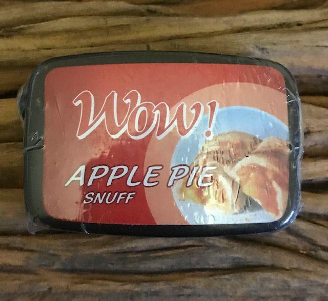 Wow Apple Pie - Rapé