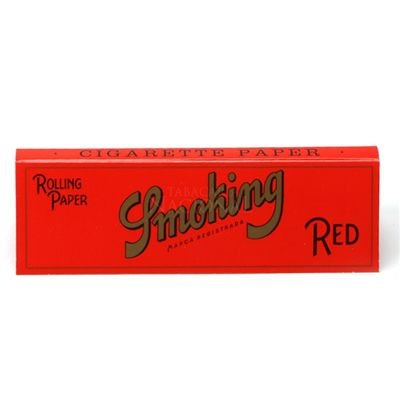 Seda Smoking Nº 8 Red 1 1/4