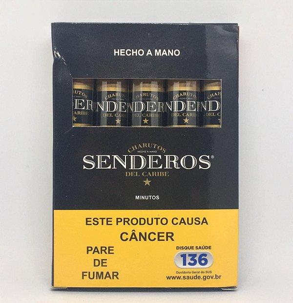 CHARUTO SENDEROS MINUTOS PETACA C/05