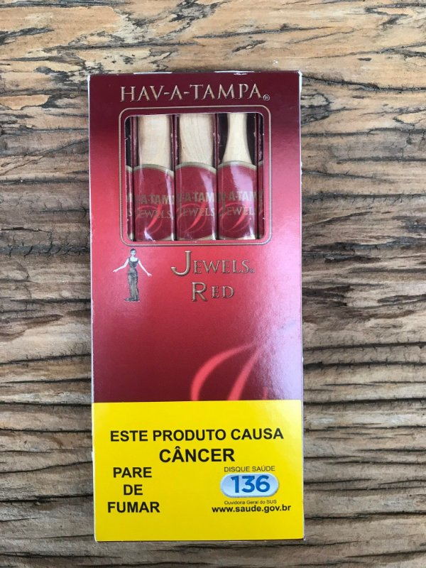 Cigarrilha Hav-A-Tampa RED- CX C/ 5
