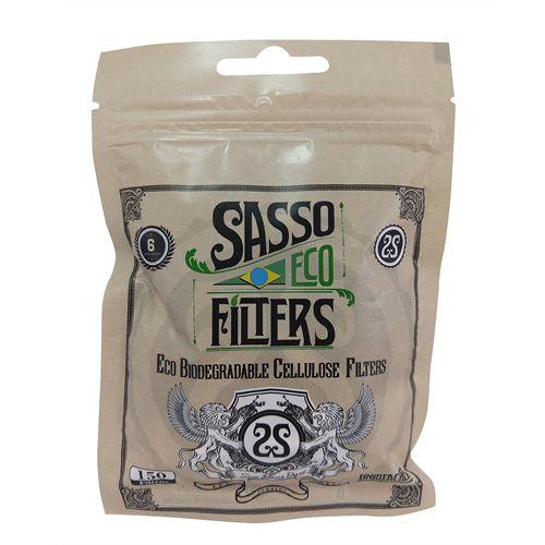 FILTRO SASSO ECO BIO 6MM C/ 150 UN