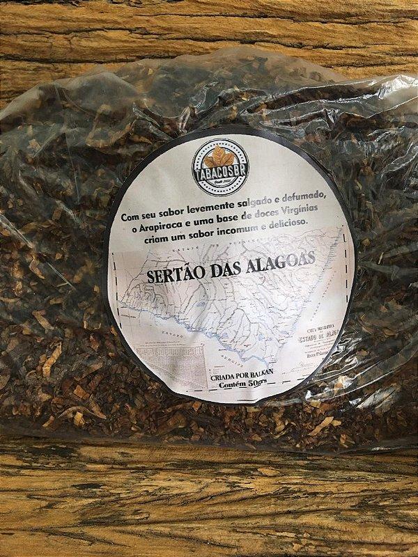 Sertão das Alagoas (TabacosBR) - 10gr