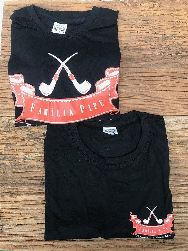Camiseta Família Pipe
