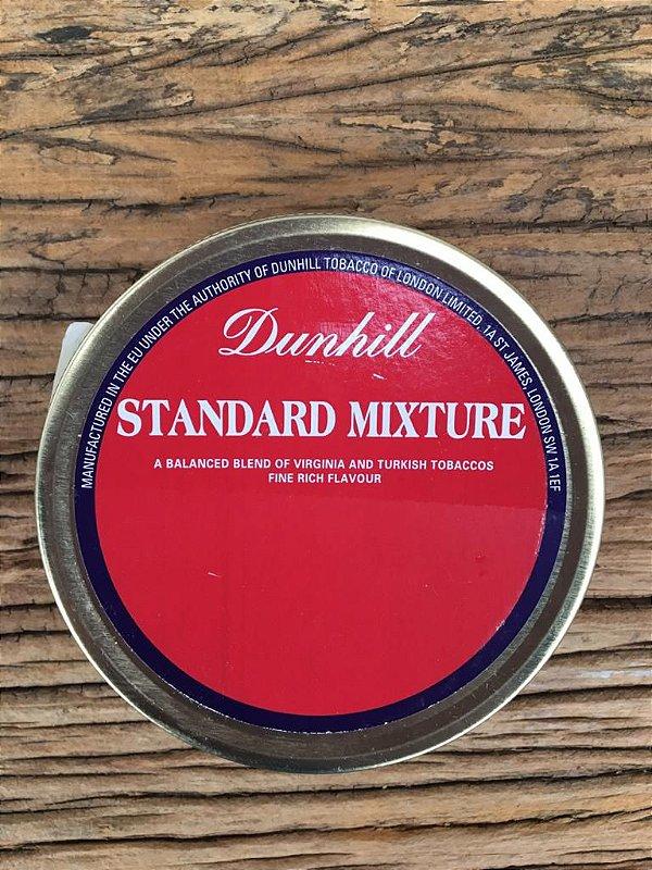 Fumo para Cachimbo Dunhill Standard Mixture - Lata (50g)
