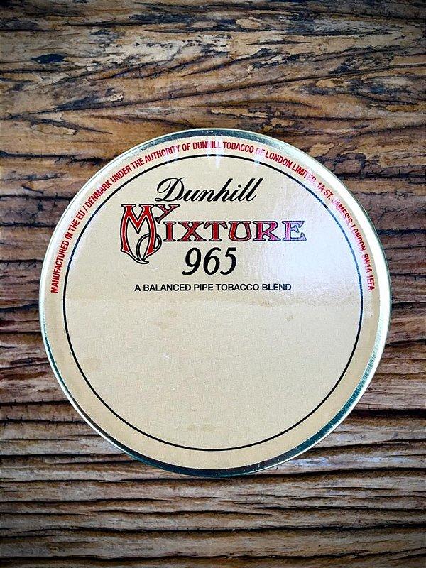 Fumo para Cachimbo Dunhill 965 Mixture - Lata (50g)