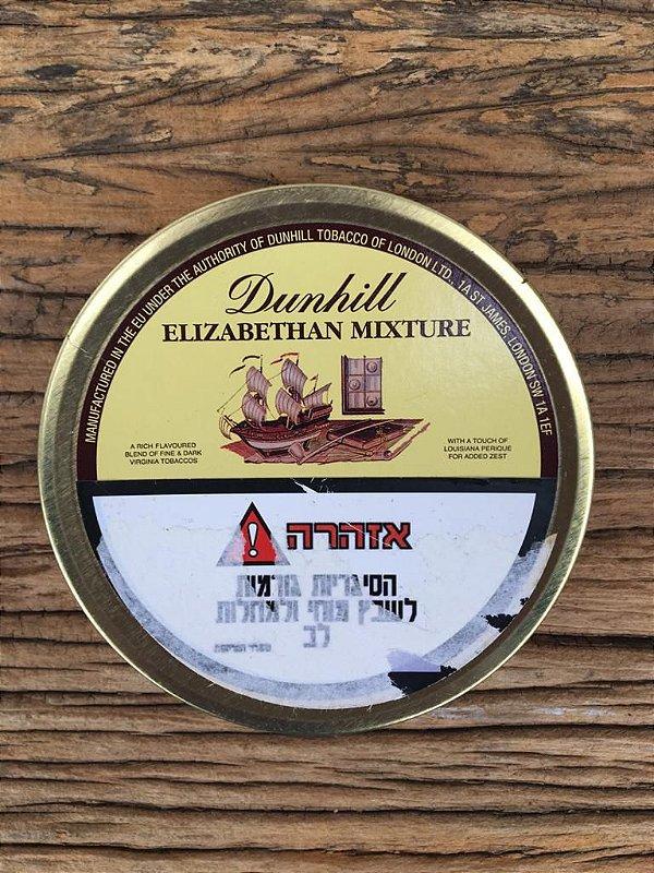 Fumo para Cachimbo Dunhill Elizabethan Mixture - Lata (50g)