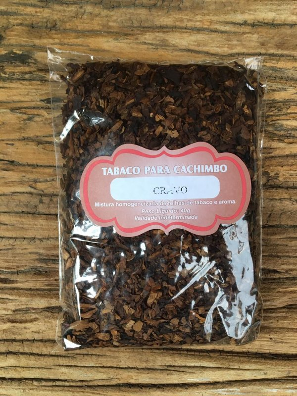 Tabaco Havana - Cravo 40gr
