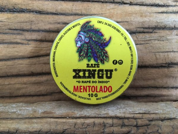 Rapé Xingu - Mentolado