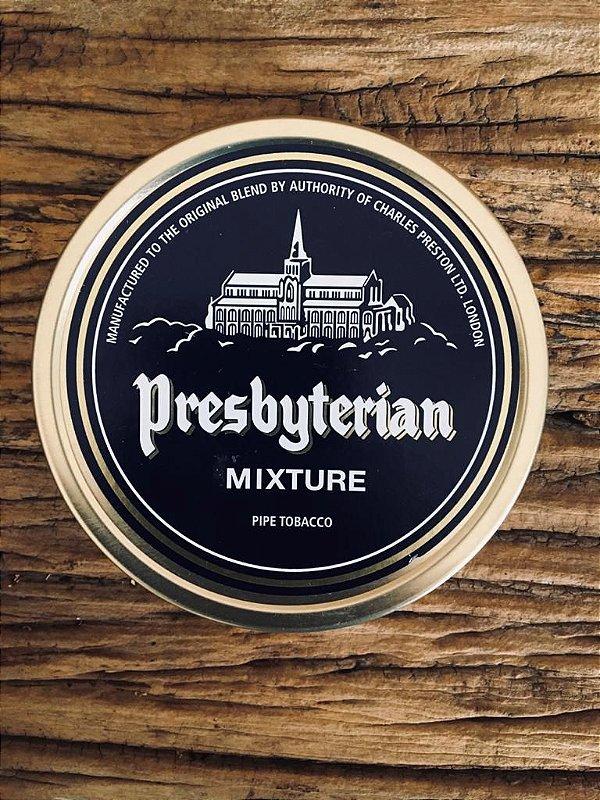 Fumo para Cachimbo Presbyterian Mixture - Lata (50g)