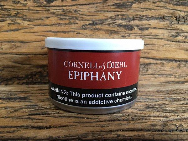 Fumo para Cachimbo Cornell & Diehl Epiphany - Lata (57g)