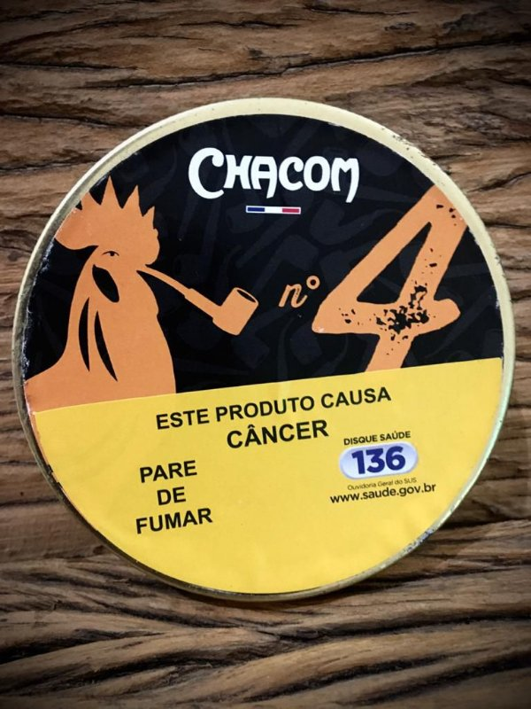 CHACOM Nº4 - VAPER