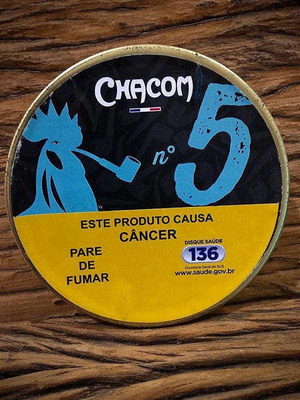 CHACOM Nº5 - Mistura Inglesa