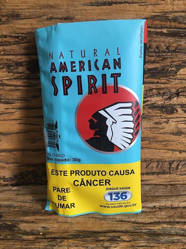 Tabaco American Spirit - Blue