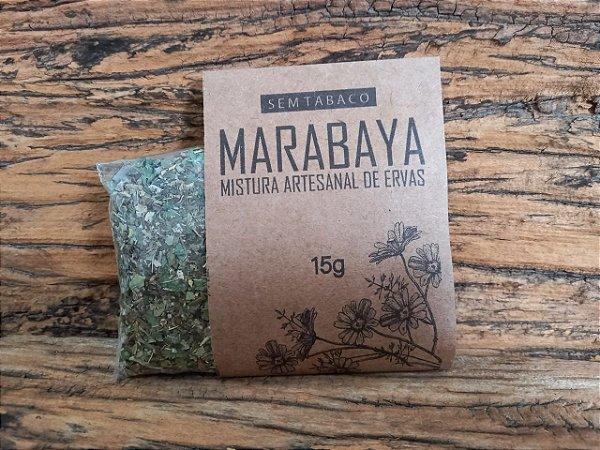 MARABAYA - Mistura Artesanal de Ervas - Sem Tabaco