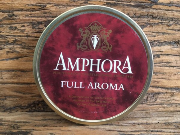 MAC BAREN - AMPHORA FULL AROMA - 100G