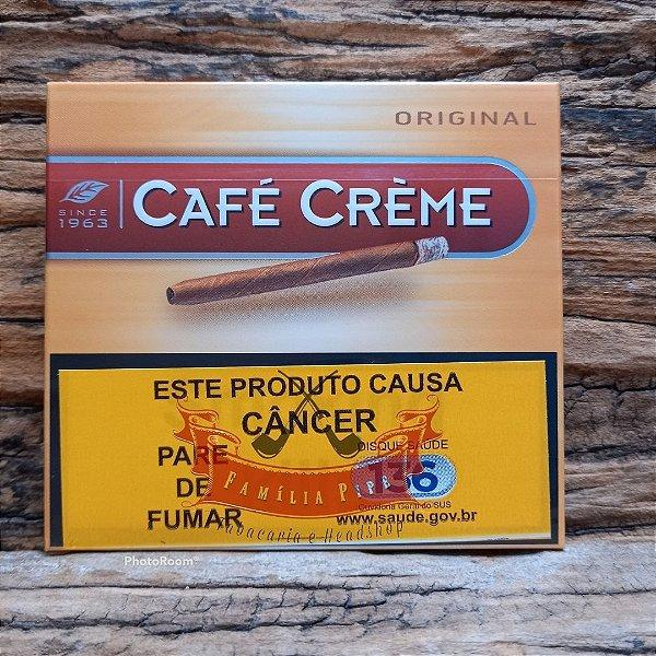 Cigarrilha Café Creme Original c/10