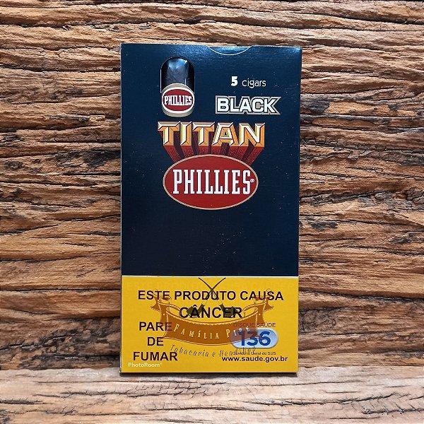 Char. Phillies Titan Black - Ptc (05)