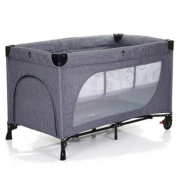 Berço Camping Desmontavel Cercado ABC Design Moonlight Woven