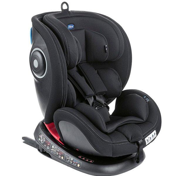 Cadeirinha Para Carro Chicco Seat4Fix 360º 0 a 36Kg Black Preta