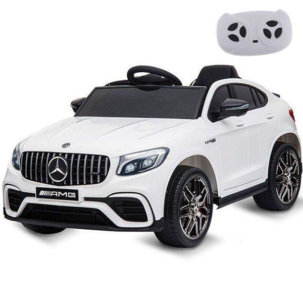 Carro Eletrico Bandeirante Mercedes GLC 12V Controle Remoto