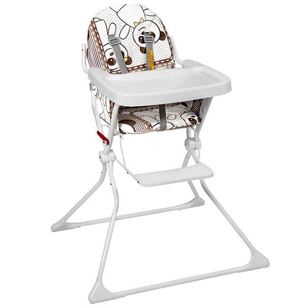 Cadeira de Refeição Galzerano Alta Standard Panda