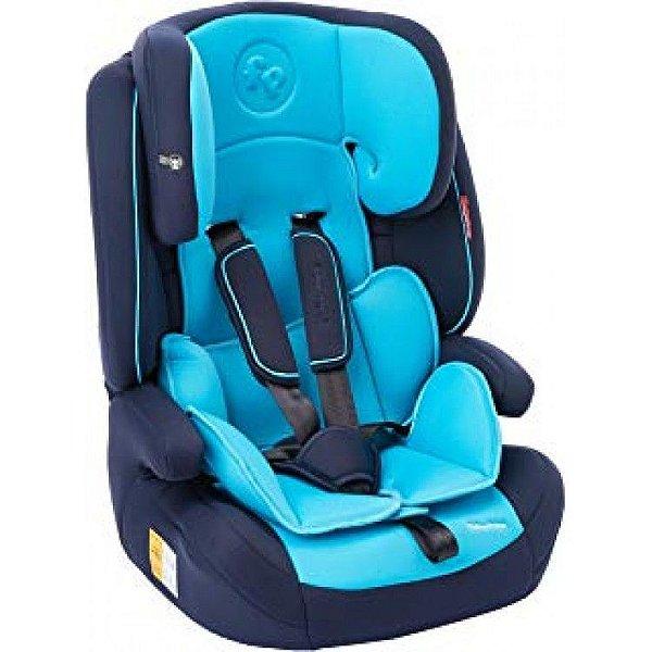 Cadeirinha para Carro Fisher Price Iconic Azul 9 a 36 Kg