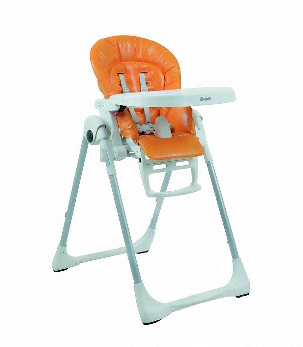 Cadeira de Refeição Burigotto Prima Pappa Zero 3 Orange