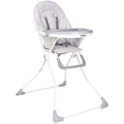 Cadeira de Refeição Whoop Vectra Plus Cinza