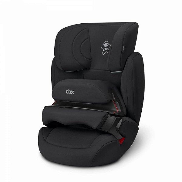 Cadeirinha para Carro CBX Aura Cozy Black 9 A 36 KG