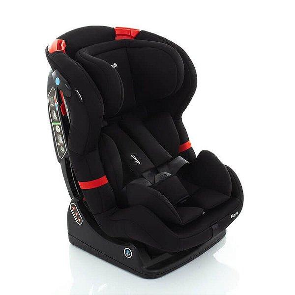Cadeirinha para Carro Infanti Maya Black Storm 0 a 25 Kg