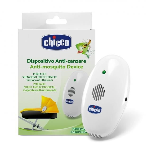 Repelente Eletrônico Ultrassônico Anti Zanzare Chicco