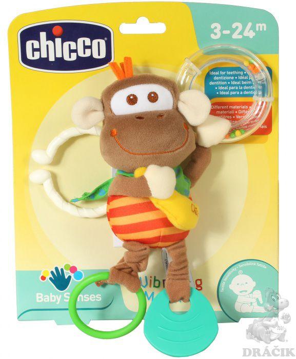 Chocalho Macaco Treme Treme Chicco