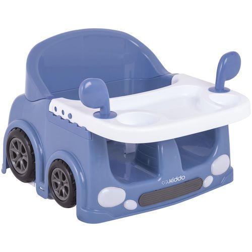 Cadeira de Refeição Kiddo Drive Azul Portatil