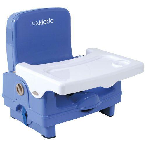 Cadeira de Refeição Kiddo Sweet Azul Portatil