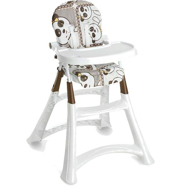 Cadeira de Refeição Galzerano Alta Premium Panda
