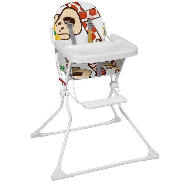 Cadeira de Refeição Galzerano Alta Standard Girafas