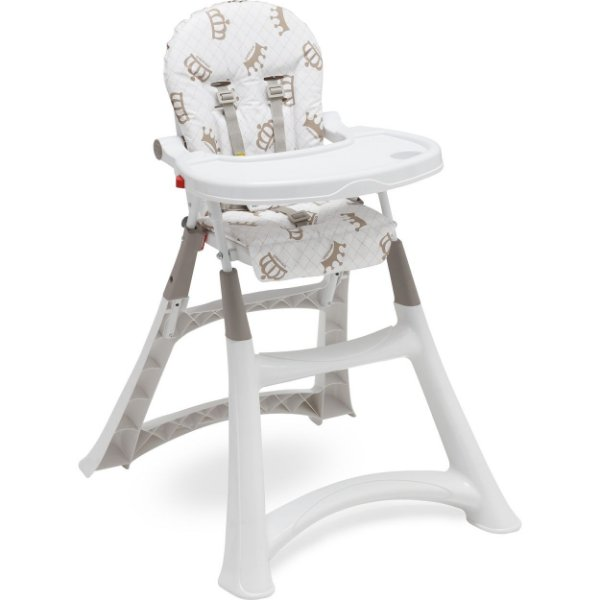 Cadeira de Refeição Galzerano Alta Premium Real