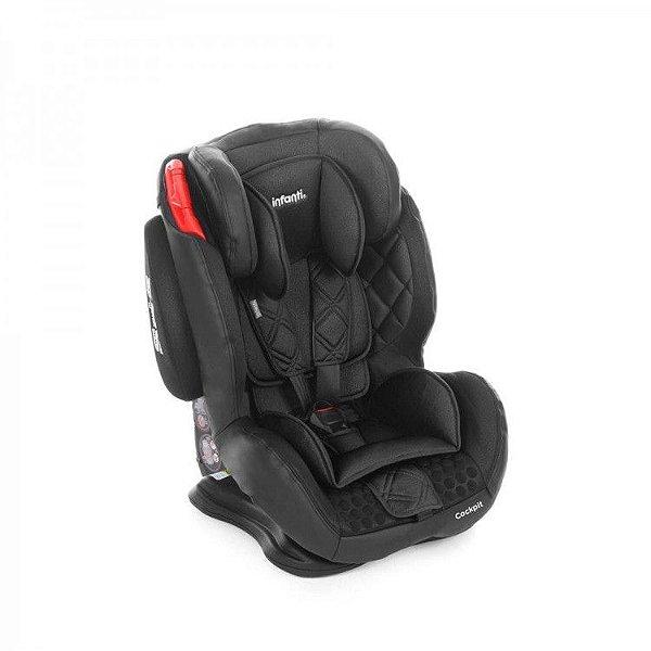 Cadeirinha para Carro Infanti Cockpit Carbon 9 a 36 Kg