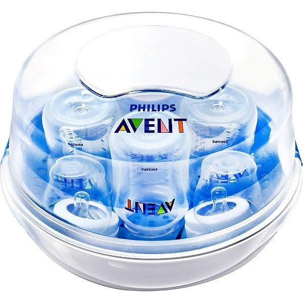 Esterilizador a Vapor para Micro-Ondas Philips Avent