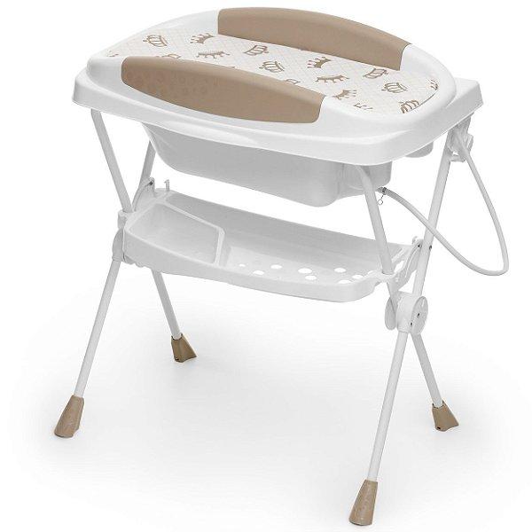 Banheira para Bebe Galzerano Premium Plastica Real