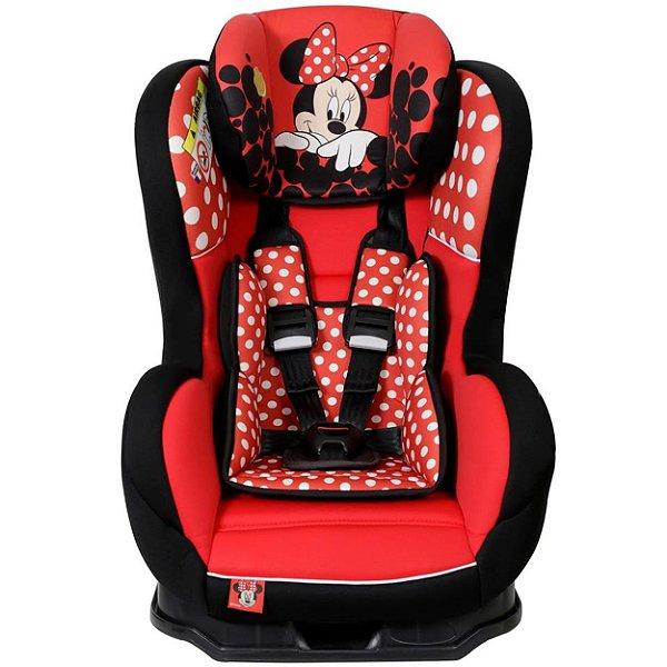 Cadeirinha para Carro Team Tex Primo Minnie Mouse Red 0 a 25kg