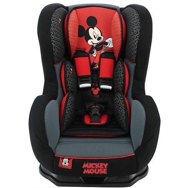 Cadeirinha para Carro Team Tex Cosmo Mickey Mouse Classique 0 a 25kg