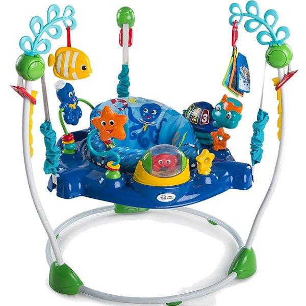 Centro de Atividades Baby Einstein Neptune's Ocean Discovery Jumper