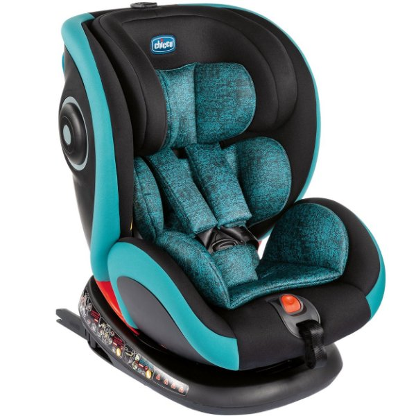 Cadeirinha Para Carro Chicco Seat4Fix 360º 0 a 36 Kg Octane